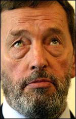 David Blunkett - lost £15,000 by investing in Tariq and Lucy Siddiqi.